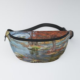 Guadalupe River Texas Fanny Pack