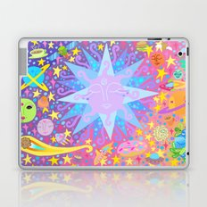 INTERSTELLAR SUNSET BREAKFAST Laptop & iPad Skin