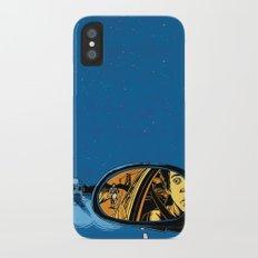 Night Drive Slim Case iPhone X