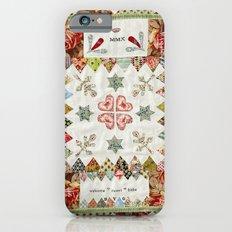 Nancy Horsfall's Crib Quilt iPhone 6s Slim Case