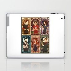 Nouveau Wolf Laptop & iPad Skin