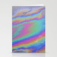 holographic Stationery Cards featuring Holographic by Nestor2