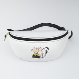 Charlie Brown & Snoopy Fanny Pack