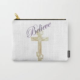 Believe Carry-All Pouch