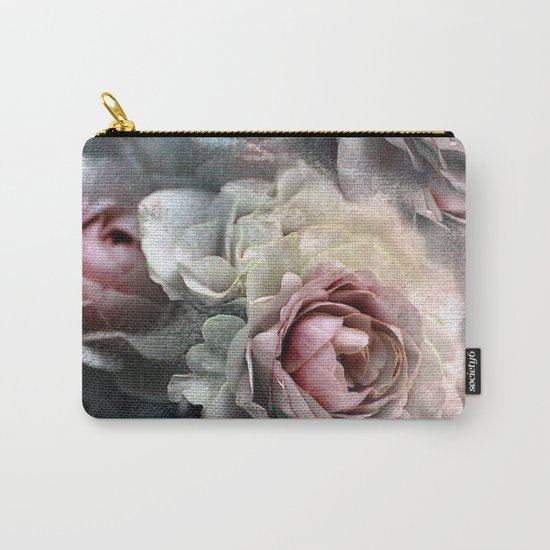 Vintage roses(7). Carry-All Pouch