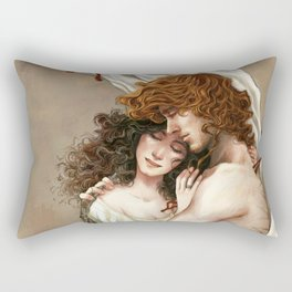 Blood&Bone Rectangular Pillow