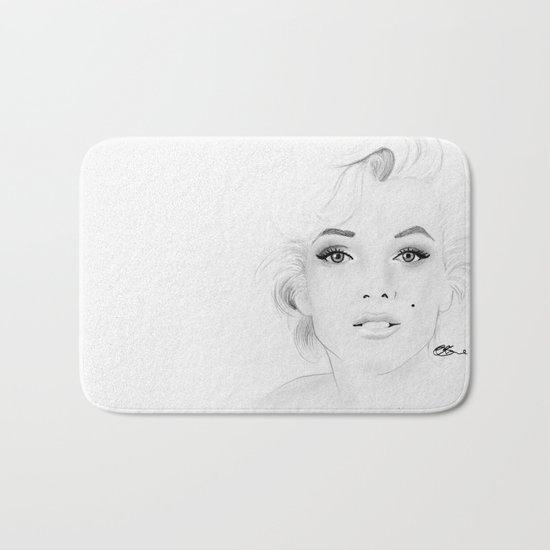 Marilyn Monroe Bath Mat