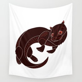 Sea Otter Wall Tapestry