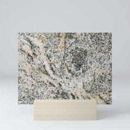 TEXTURES -- Riverstone 2 Mini Art Print