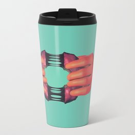 Here, have a donut.  Travel Mug