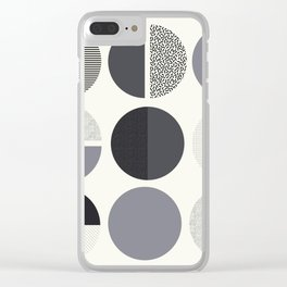 Consentrik Clear iPhone Case