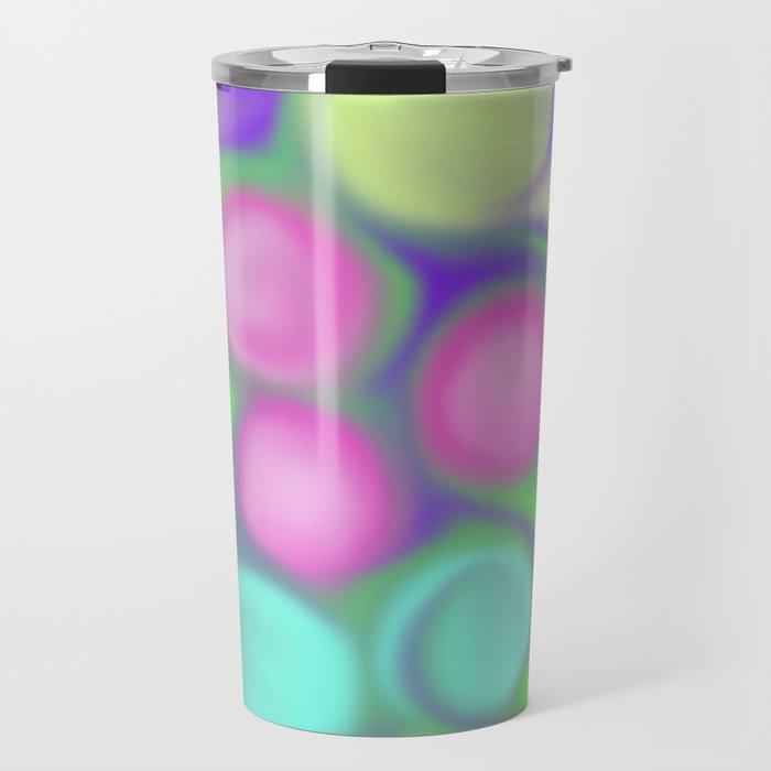Fruity colours Travel Mug