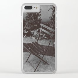 Bryant Park V Clear iPhone Case