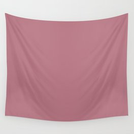 Portrait of a Peony II ~ Rouge Wall Tapestry