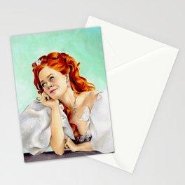 Princess Gisele (enchanted) Stationery Cards
