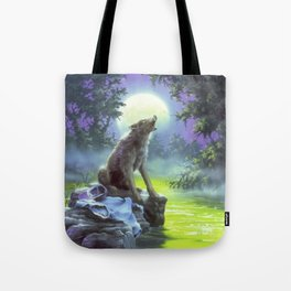 The Werewolf of Fever Swamp Tote Bag
