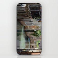 Venetian Side Street  iPhone & iPod Skin