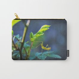 Walking on Rose Carry-All Pouch