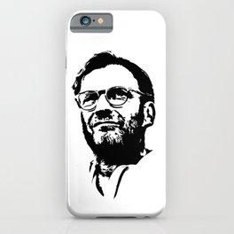 Jurgen Klopp iPhone Case
