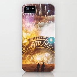 RUNAWAY (inspired by crywolf) iPhone Case