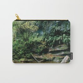 Forest lagoon Carry-All Pouch