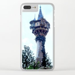 I'm So Glad I Left My Tower Clear iPhone Case