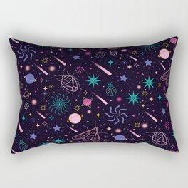 Bug Galaxy Rectangular Pillow