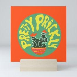 Pretty Prickly Mini Art Print