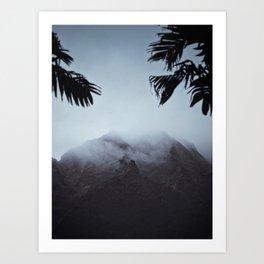 Fog Dreams Art Print