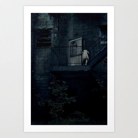 Paradoxical Allusion  Art Print