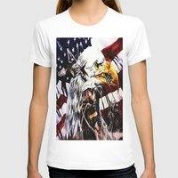 patriotic T-shirts featuring PATRIOTIC TIMES by PERRY DAEZIOUH