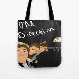 The One Direction Tote Bag