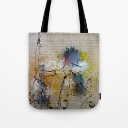 Citizen X Tote Bag