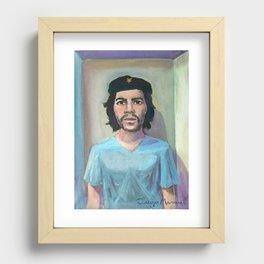 Che  Guevara Recessed Framed Print