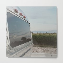 Airstream Dream Metal Print