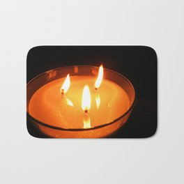 Burn Bright Bath Mat