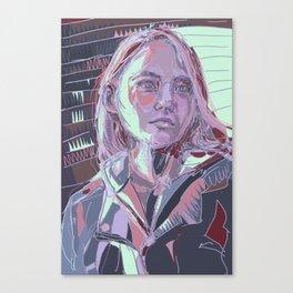 Claire Novak Canvas Print