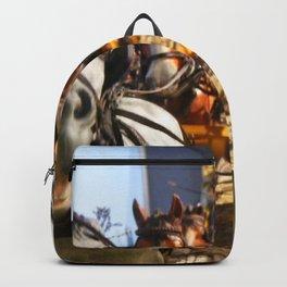 Charging Horses Backpack