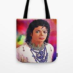 Michvel Jackson Tote Bag