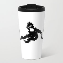Barrel Full of Monkeys Travel Mug