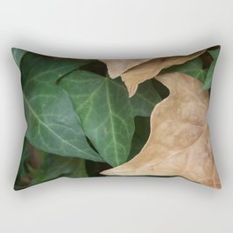 Autumn is Coming Rectangular Pillow