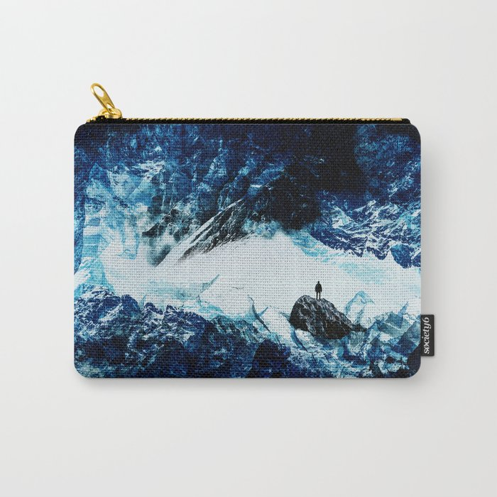 Frozen isolation Carry-All Pouch