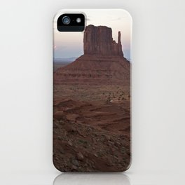 The Wild West iPhone Case