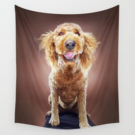 Super Pets Series 1 - Super Misiu Smiles Wall Tapestry