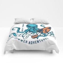 California Surf Club Comforters