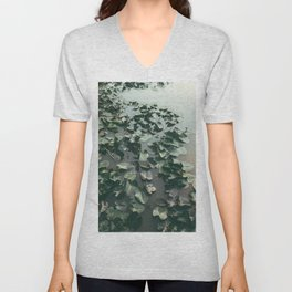 Water Lilies I Unisex V-Neck