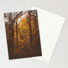 TREES in Western North Carolina Stationery Cards