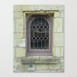 FRENCH WINDOW Canvas Print