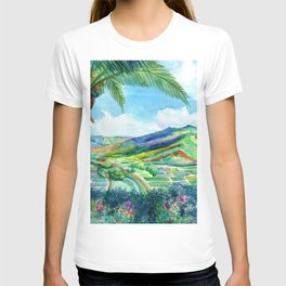 Hanalei Valley T-shirt