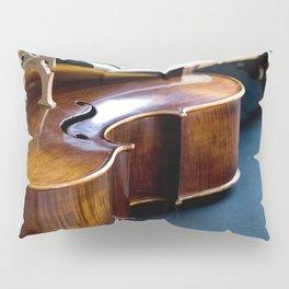 Cello in Repose Pillow Sham